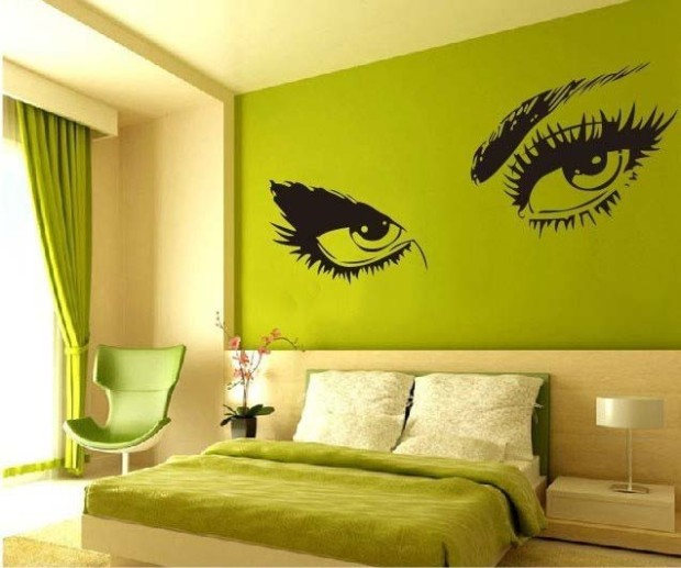 Exotic-Wall-Art-for-Living-Room-Design-Ideas-Hepburn-S-Eyes-Living-Room-Wall-Art